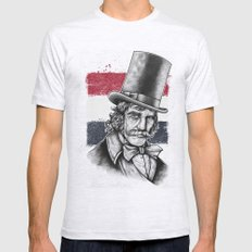 The Butcher Mens Fitted Tee Ash Grey SMALL