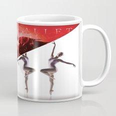envelope bloody ballet Mug