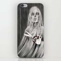 La Mort / Death iPhone & iPod Skin