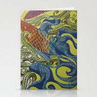 Guppies Stationery Cards