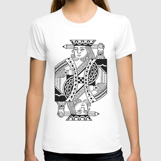 Creativity Is King T-shirt