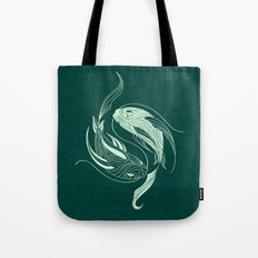 A Study of Kois Tote Bag