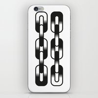 Un-Chain iPhone & iPod Skin