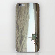 Cloudy Venice iPhone & iPod Skin