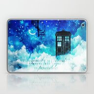 Beyond The Clouds Laptop & iPad Skin