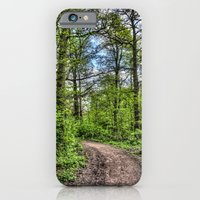 The Forest Path iPhone 6 Slim Case