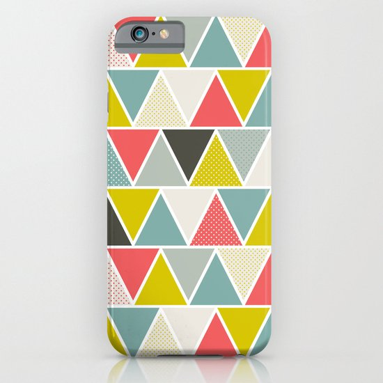 Triangulum iPhone & iPod Case