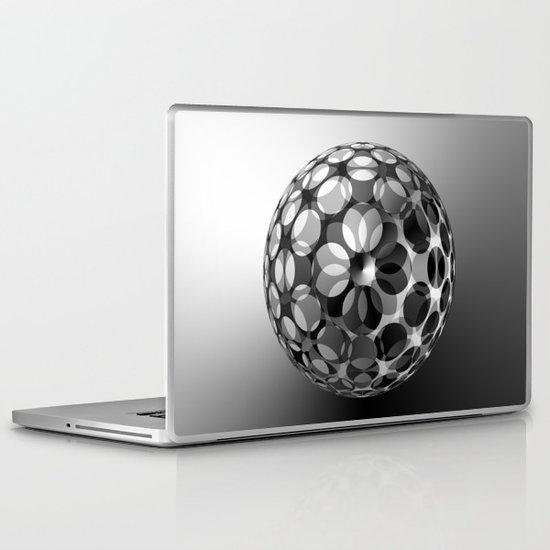 Sphere Variations 2 Laptop & iPad Skin