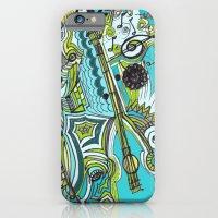 Aqua Lung my Friend iPhone 6 Slim Case