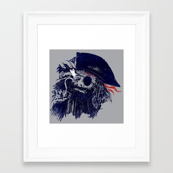 Vision care Framed Art Print
