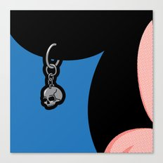SLOH - Piercing Canvas Print