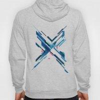 Geometric - Collage Love Hoody