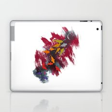 Aiming for the moon Laptop & iPad Skin