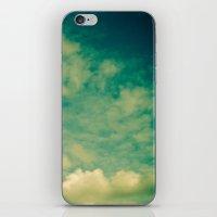 Cloud Study 1 iPhone & iPod Skin