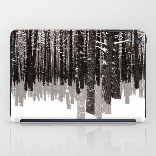 Tree Shadow iPad Case