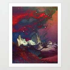 Bozo Art Print