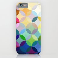 iPhone Cases featuring Circular Motion by Steven Womack