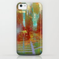iPhone 5c Cases featuring All the streets have your name by Ganech joe