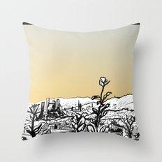 Locals Only - Los Feliz Throw Pillow