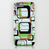 iPhone & iPod Case featuring Patternation by undertow