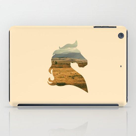 Home on the Range iPad Case
