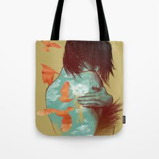 See It Through Tote Bag