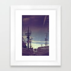 Downtown Los Angeles #40 Framed Art Print