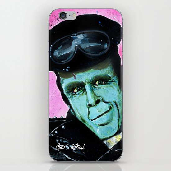 Munster Go Home! iPhone & iPod Skin