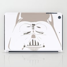 Ghost Darth Vader iPad Case