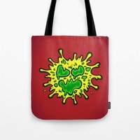 SLIMY Tote Bag