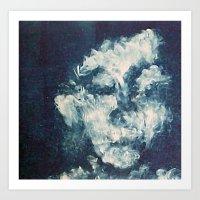 No Sudden Movement Art Print