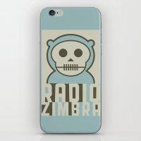 Radiozimbra 2 iPhone & iPod Skin