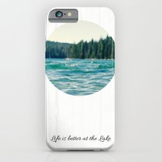 Life on the Lake Slim Case iPhone 6s