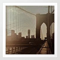 Brooklyn 2 Art Print