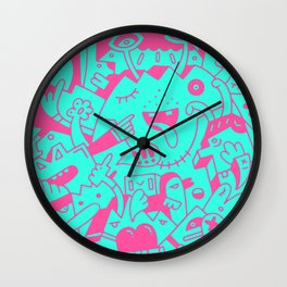Wall Clock - The Disconsolate Factory of Charles Grebbum - Mister Phil
