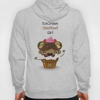 Ice Cream Chestnut Girl Hoody