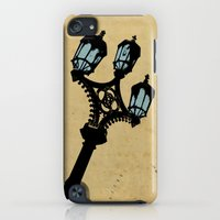 iPod Touch Cases featuring Westminster Bridge by sinonelineman