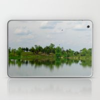 Lake on the Prairie Laptop & iPad Skin