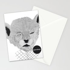 Baby Puma Stationery Cards