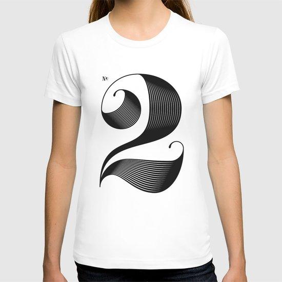 No. 2 T-shirt