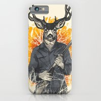 iPhone & iPod Case featuring Hunting Season by Niel Quisaba