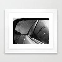 In Retrospect Framed Art Print
