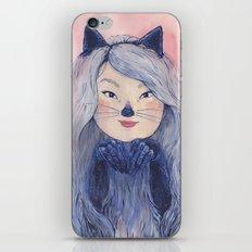 BaeBae Kitty iPhone & iPod Skin
