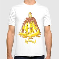 Fulano Mens Fitted Tee White SMALL