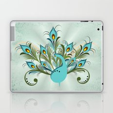 Just a Peacock Laptop & iPad Skin