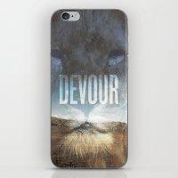 Devour Nature Like A Lio… iPhone & iPod Skin