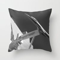 shooting for the stars Throw Pillow