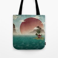 Three Of Seven Tote Bag