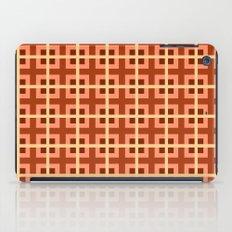 Pattern Orange iPad Case