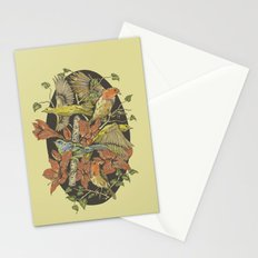 Robins and Warblers Stationery Cards